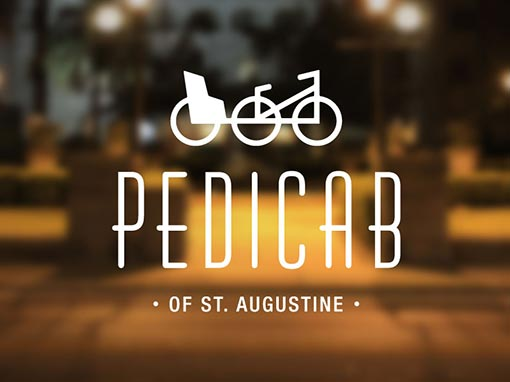 Pedicab of St. Augustine