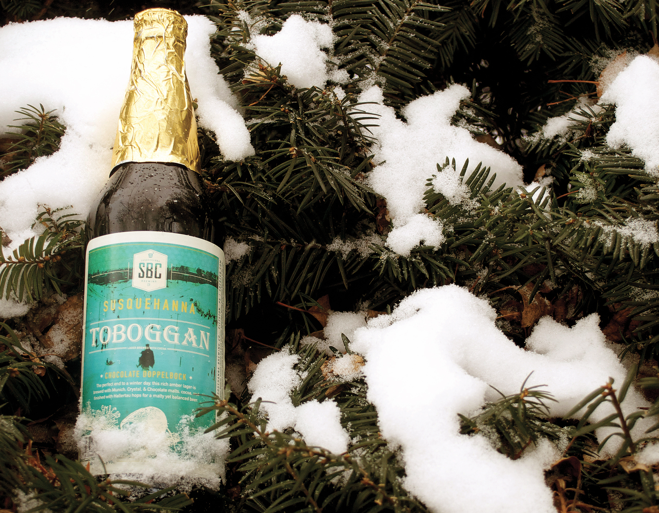 Susquehanna Brewing Co. Toboggan Chocolate Doppelbock