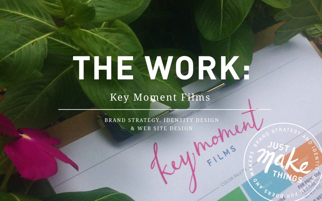 Key Moment Films: Wedding Videographer Branding